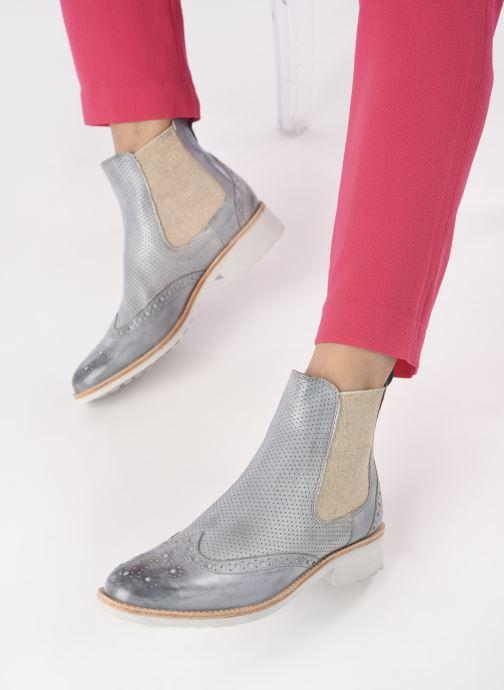 Stiefeletten & Boots Melvin & Hamilton SELINA 29 blau ansicht von unten / tasche getragen