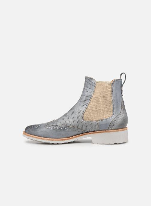 Stiefeletten & Boots Melvin & Hamilton SELINA 29 blau ansicht von vorne