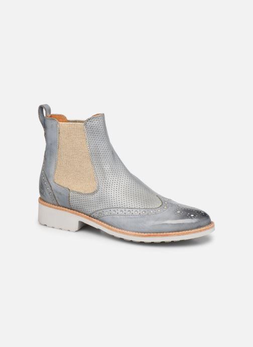 Boots en enkellaarsjes Melvin & Hamilton SELINA 29 Blauw detail