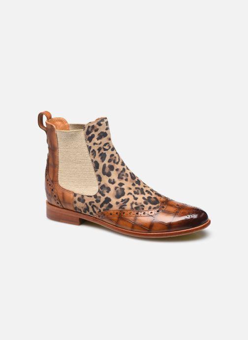 Stiefeletten & Boots Melvin & Hamilton SELINA 29 braun detaillierte ansicht/modell
