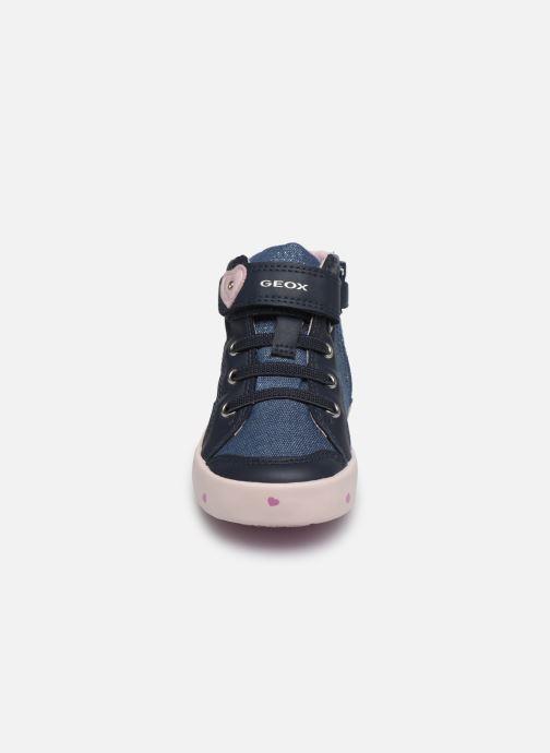 Sneakers Geox B Kilwi Girl B02D5G Blauw model