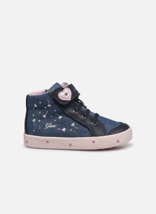 Sneakers Geox B Kilwi Girl B02D5G Blauw achterkant