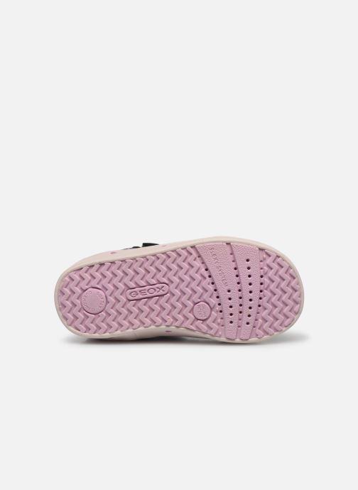 Sneakers Geox B Kilwi Girl B02D5G Blauw boven
