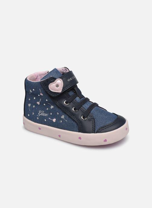 Sneakers Geox B Kilwi Girl B02D5G Blauw detail