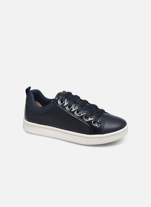 Trainers Geox J Djrock Girl J024MA Blue detailed view/ Pair view