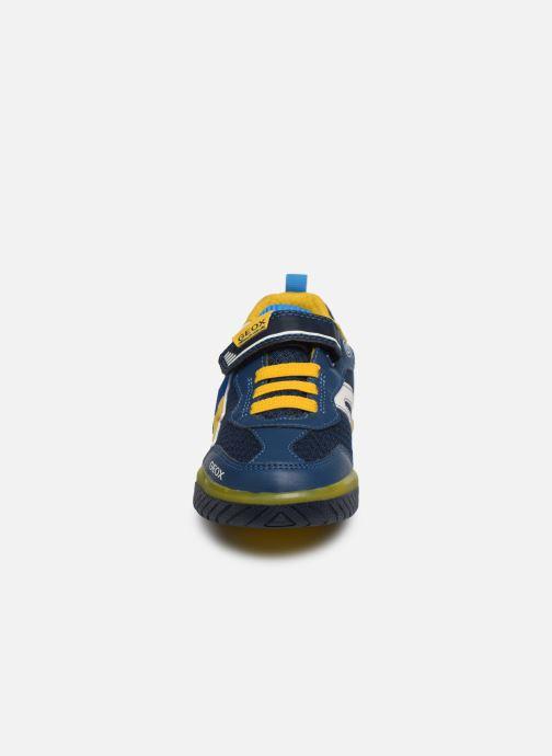 Sneakers Geox J Inek Boy J029CB Blauw model