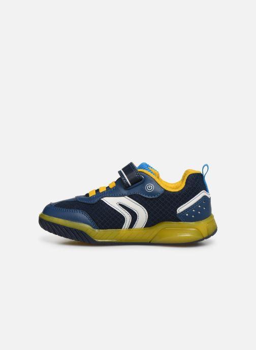 Sneakers Geox J Inek Boy J029CB Blauw voorkant