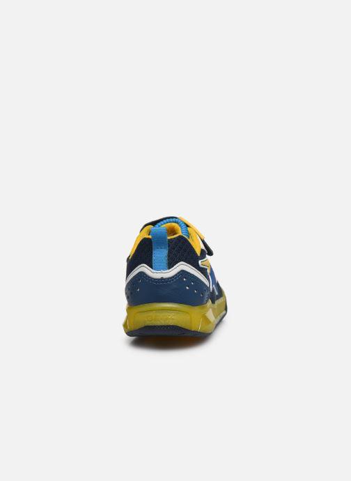 Sneakers Geox J Inek Boy J029CB Blauw rechts