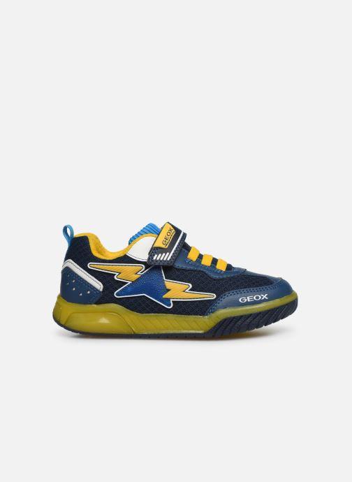 Sneakers Geox J Inek Boy J029CB Blauw achterkant