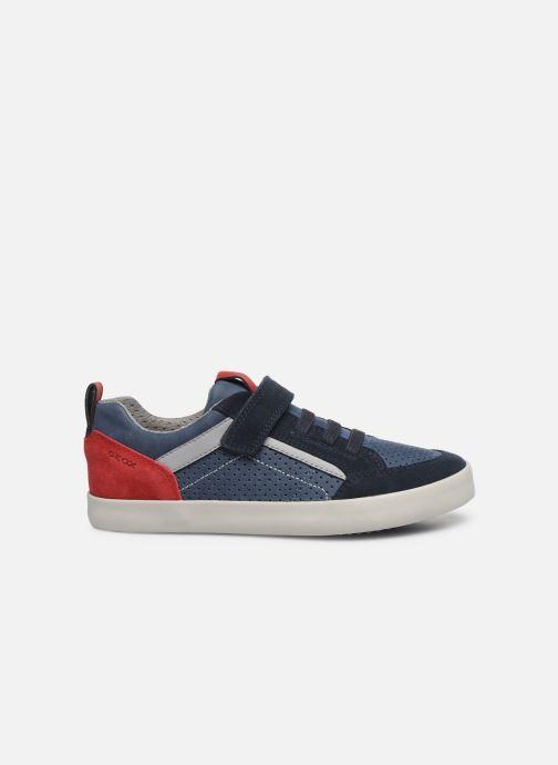 Sneakers Geox J Kilwi Boy J02A7E Azzurro immagine posteriore