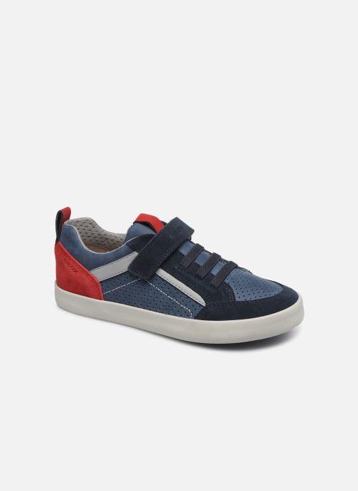 Sneakers Geox J Kilwi Boy J02A7E Azzurro vedi dettaglio/paio