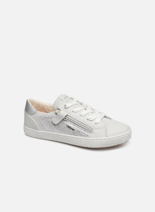 Trainers Geox J Kilwi Girl J02D5B Silver detailed view/ Pair view