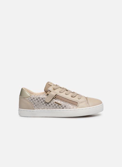Geox J Kilwi Girl J02D5B (Beige) Sneakers chez Sarenza