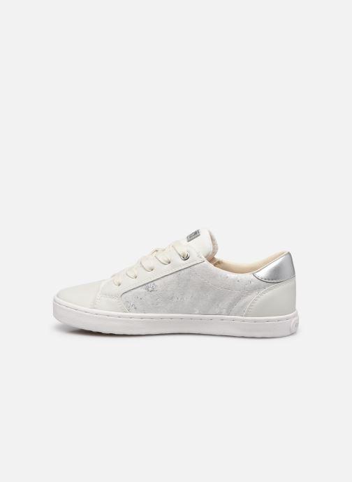 Sneakers Geox J Kilwi Girl J02D5B Bianco immagine frontale