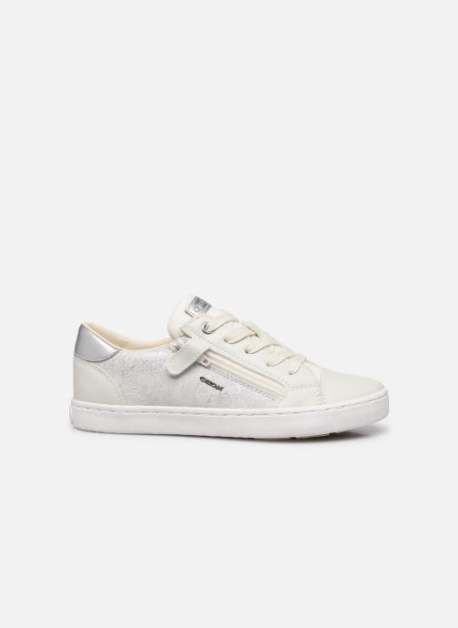Sneakers Geox J Kilwi Girl J02D5B Bianco immagine posteriore