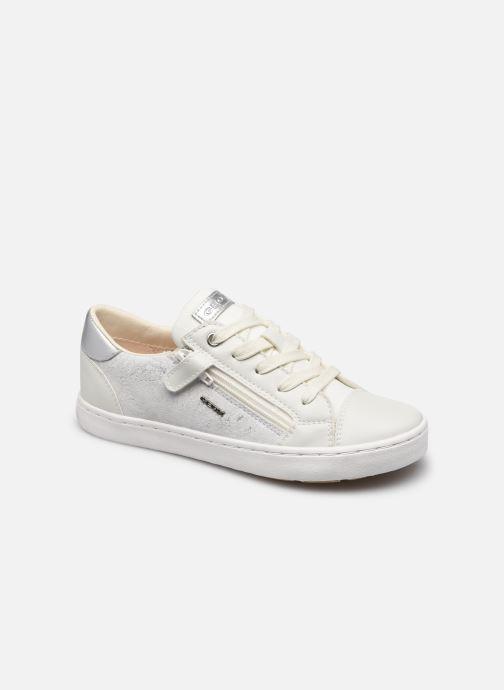 Sneakers Geox J Kilwi Girl J02D5B Bianco vedi dettaglio/paio