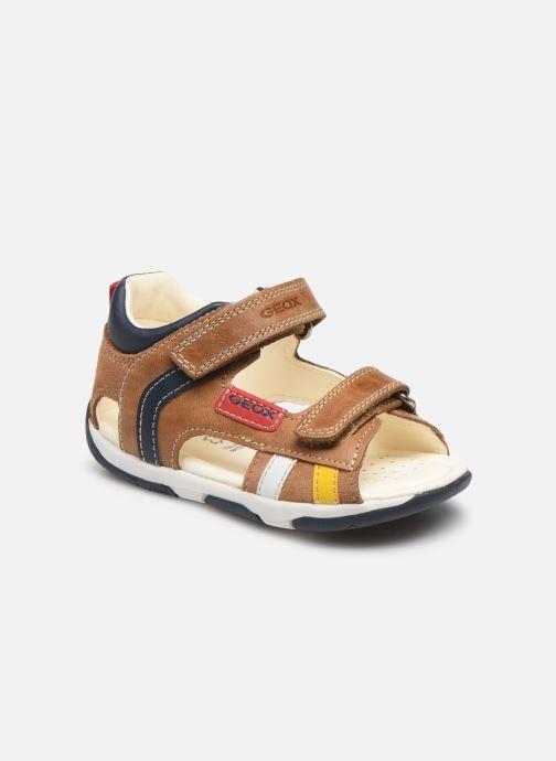 Sandali e scarpe aperte Geox B Sandal Tapuz Boy B020XA Marrone vedi dettaglio/paio