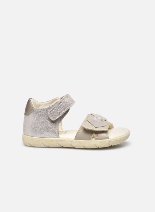 Geox B Sandal Alul Girl B021YB (beige) Sandalen bei uLZf0