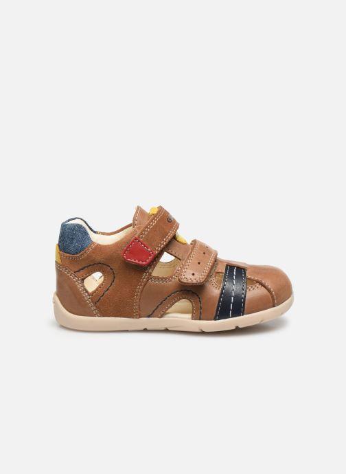 Sandales et nu-pieds Geox B Kaytan B0250A Marron vue derrière