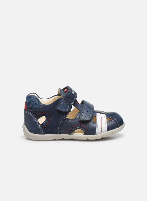 Sandales et nu-pieds Geox B Kaytan B0250A Bleu vue derrière