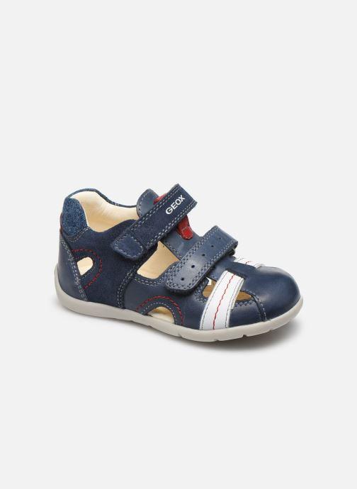 Sandales et nu-pieds Geox B Kaytan B0250A Bleu vue détail/paire