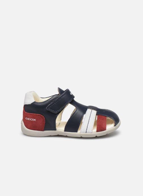 Sandales et nu-pieds Geox B Kaytan B0250B Bleu vue derrière