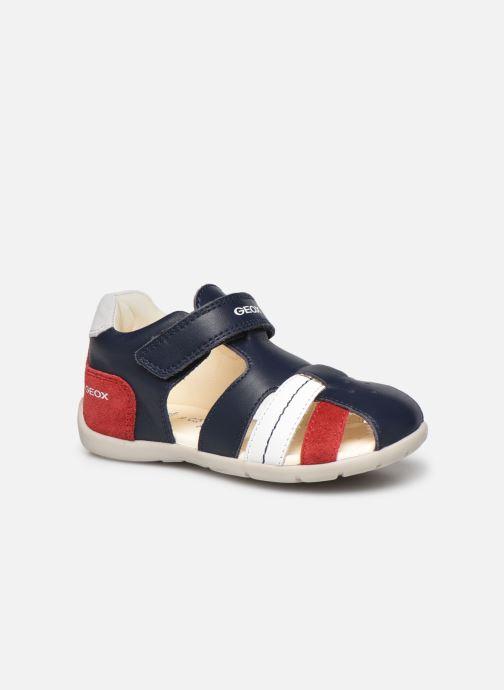 Sandales et nu-pieds Geox B Kaytan B0250B Bleu vue détail/paire
