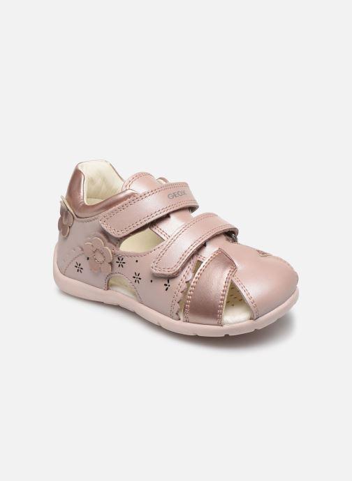 Sandales et nu-pieds Geox B Kaytan B0251A Rose vue détail/paire