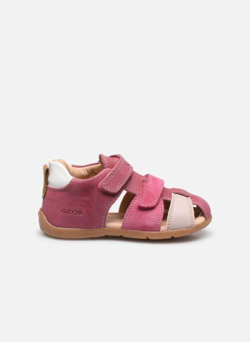 Sandales et nu-pieds Geox B Kaytan B0251D Rose vue derrière
