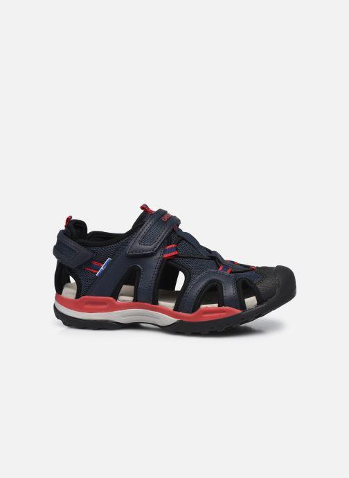 Sandales et nu-pieds Geox J Borealis Boy J020RA Bleu vue derrière