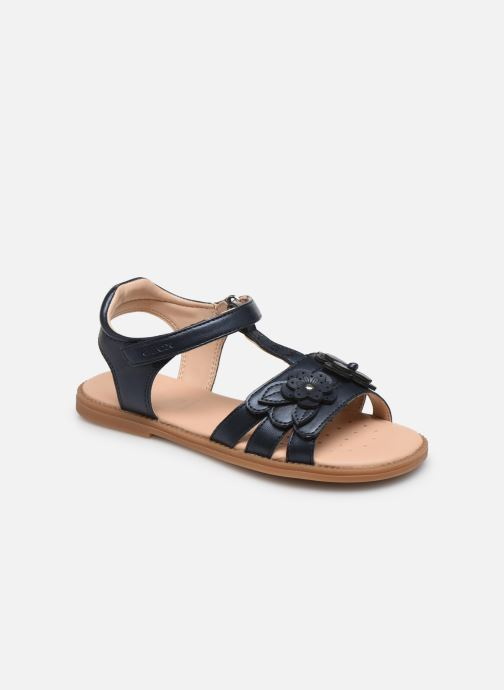 Sandali e scarpe aperte Geox J Sandal Karly Girl J0235H Azzurro vedi dettaglio/paio