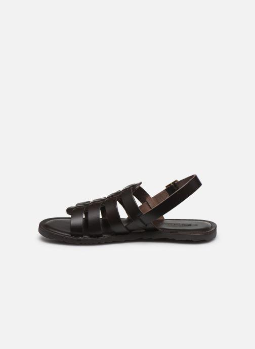 Sandali e scarpe aperte Les Tropéziennes par M Belarbi DISA Marrone immagine frontale