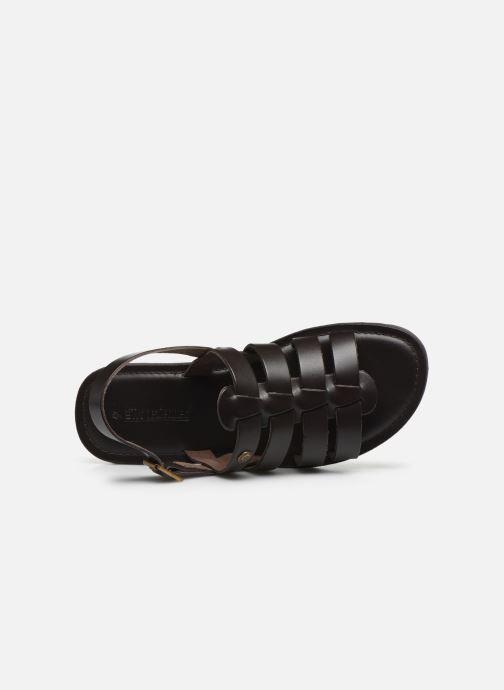 Sandali e scarpe aperte Les Tropéziennes par M Belarbi DISA Marrone immagine sinistra