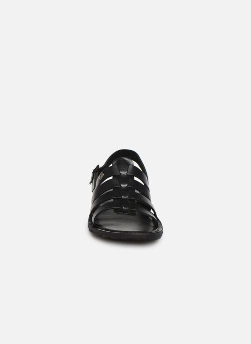 Sandali e scarpe aperte Les Tropéziennes par M Belarbi DISA Nero modello indossato