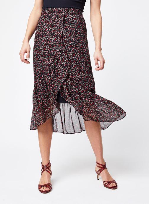 Vêtements Vila Viruna Skirt Noir vue détail/paire