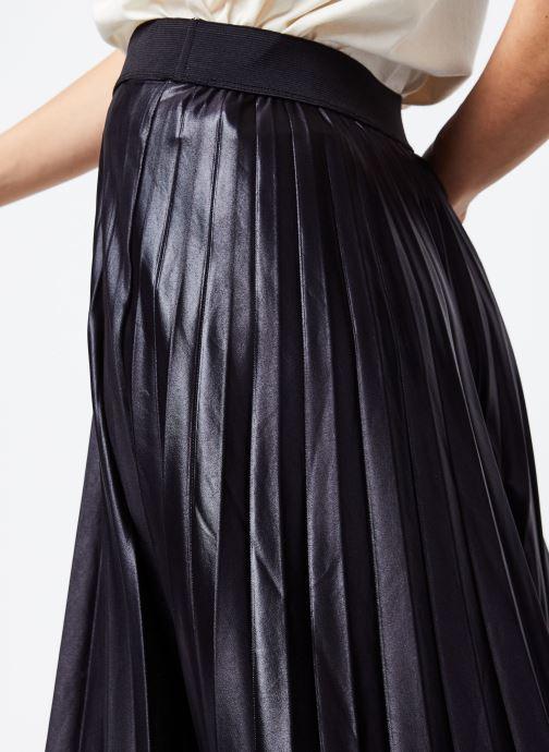 Vêtements Vila Vinitban Skirt Noir vue face