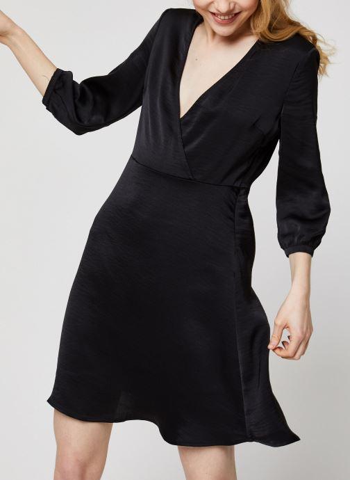 Kleding Accessoires Vizippa 3/4 Wrap Effect Dress
