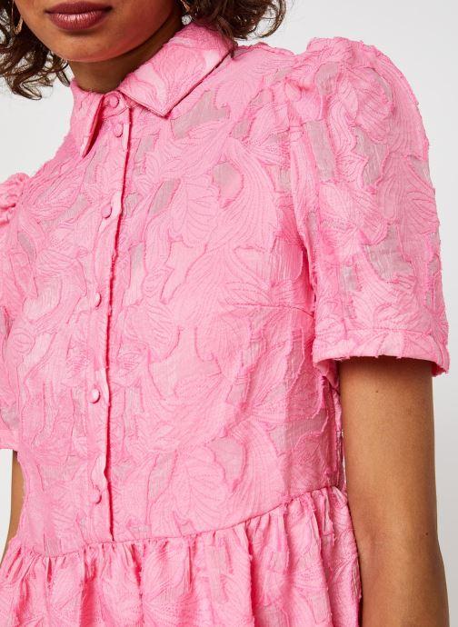 Vêtements Vila Vijaga S/S Dress Rose vue face