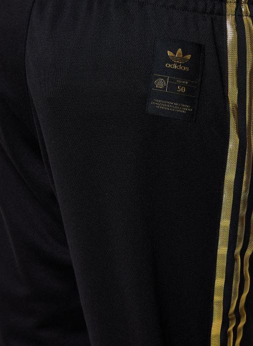 Vêtements adidas originals Sst50 Track Pant 24K Noir vue face