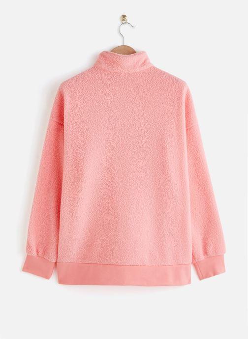 adidas originals Sweatshirt - Half Zip (Rose) - Vêtements (435353)