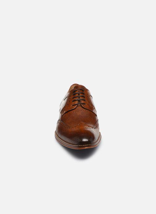 Chaussures à lacets Melvin & Hamilton Kane 33 Marron vue portées chaussures