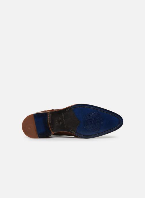 Chaussures à lacets Melvin & Hamilton Kane 33 Marron vue haut