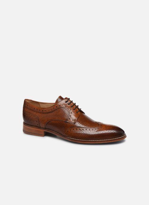 Chaussures à lacets Melvin & Hamilton Kane 33 Marron vue détail/paire