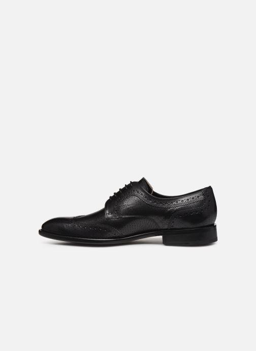 Zapatos con cordones Melvin & Hamilton Kane 33 Negro vista de frente