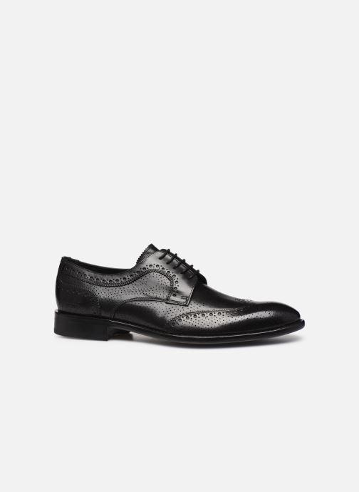 Zapatos con cordones Melvin & Hamilton Kane 33 Negro vistra trasera