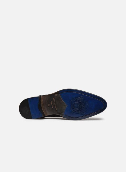 Zapatos con cordones Melvin & Hamilton Kane 33 Negro vista de arriba