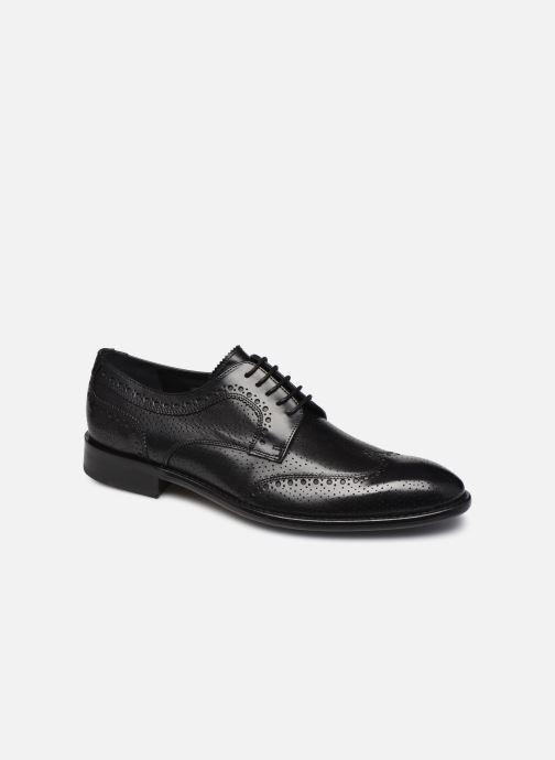 Zapatos con cordones Melvin & Hamilton Kane 33 Negro vista de detalle / par