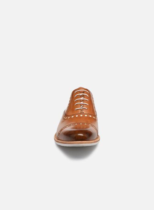 Scarpe con lacci Melvin & Hamilton Scott 15 Marrone modello indossato