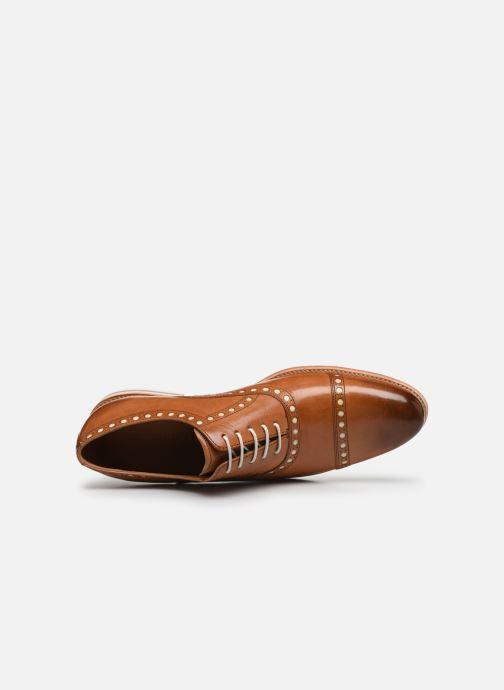 Chaussures à lacets Melvin & Hamilton Scott 15 Marron vue gauche