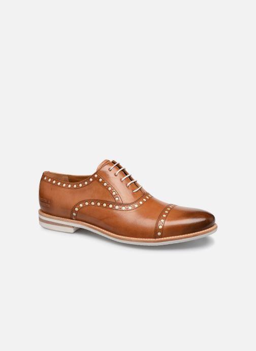 Chaussures à lacets Melvin & Hamilton Scott 15 Marron vue détail/paire